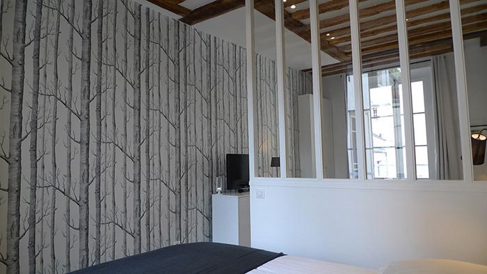 le petit satory location appartement meubl versailles les meubl s de madeleine. Black Bedroom Furniture Sets. Home Design Ideas