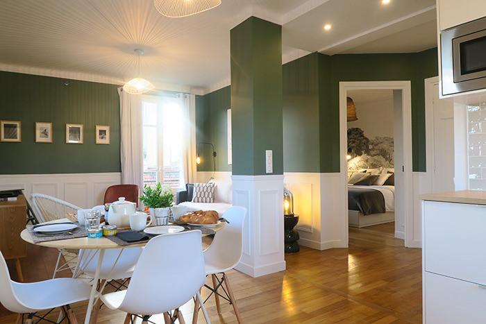 salon salle manger coin repas appartement meuble versailles charton jardin